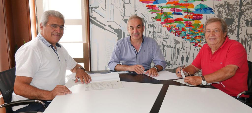 Câmara de Águeda apoia Bombeiros com mais de 188 mil euros