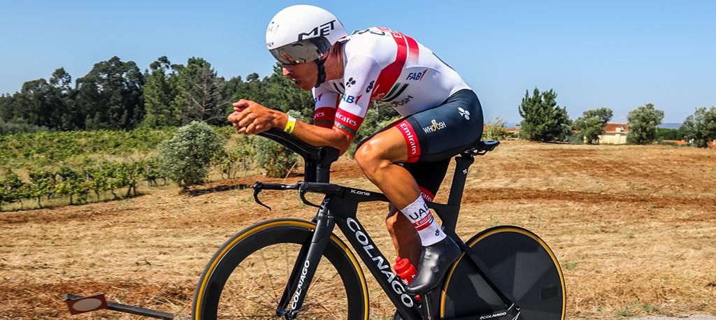 Ciclismo: Rui Costa bate toda a concorrência em Sangalhos