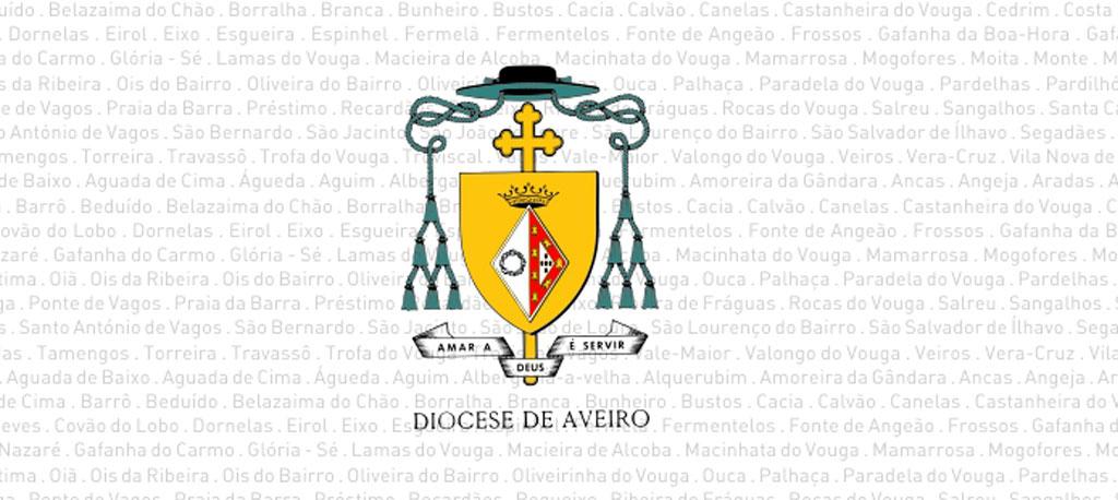 Bispo de Aveiro nomeia padres e outros responsáveis paroquiais para 2020/21