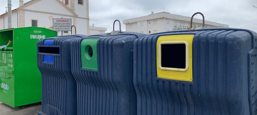 Oliveirenses estão a reciclar mais