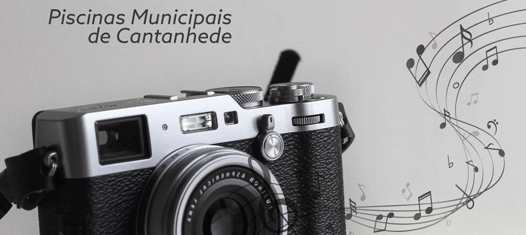 Cantanhede: Foto concerto nas Piscinas Municipais