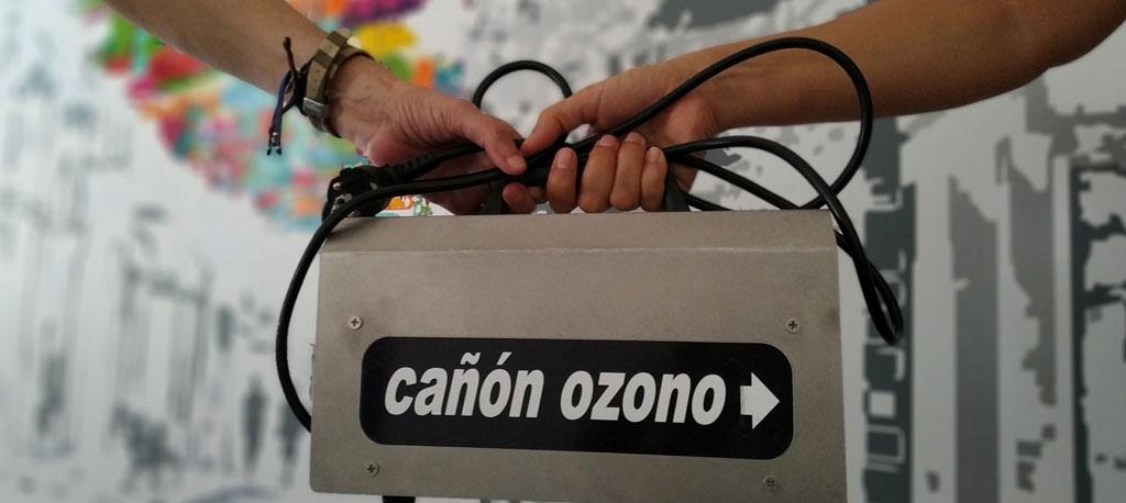 Águeda: Câmara empresta gerador de ozono a instituições