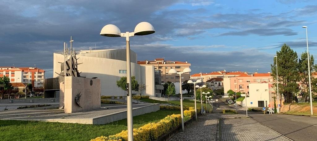 Equipamentos culturais de Oliveira do Bairro com Selo Clean & Safe