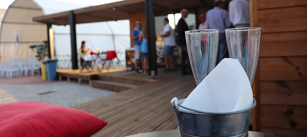 BAIRRADA em workshop e Prova de Vinhos no Espaço Bairrada na Praia da Vagueira