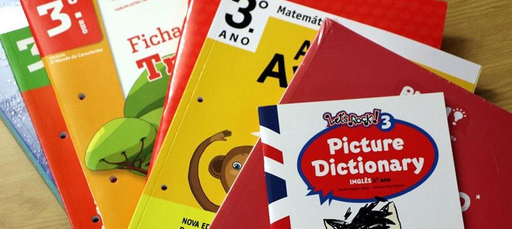 Oliveira do Bairro: Autarquia volta a oferecer os cadernos de fichas aos alunos do 1.º ciclo