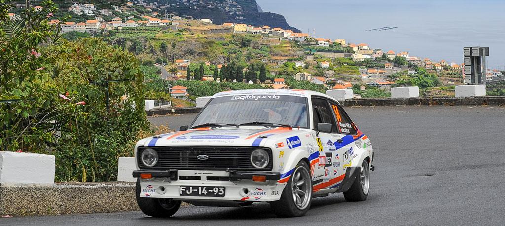 Motores: Eduardo Veiga obrigado a desistir no Rali Vinho da Madeira