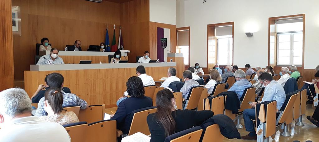 Assembleia Municipal Anadia: Revisão às GOP e impostos aprovados por maioria