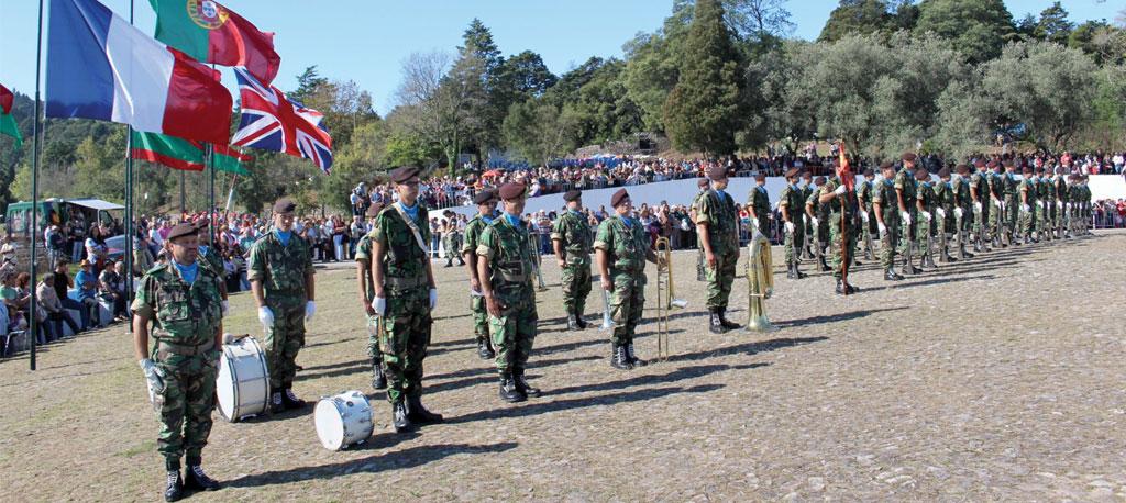 Descendente de Napoleão junta-se às celebrações dos 210 anos da Batalha do Buçaco