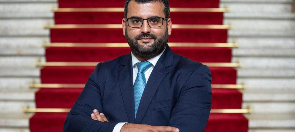 Deputado Bruno Coimbra lidera comissão na Assembleia Parlamentar da União para o Mediterrâneo
