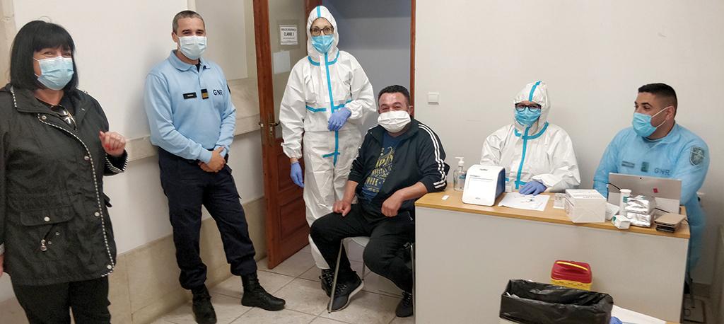 Cantanhede: Município prossegue com campanha de testes serológicos