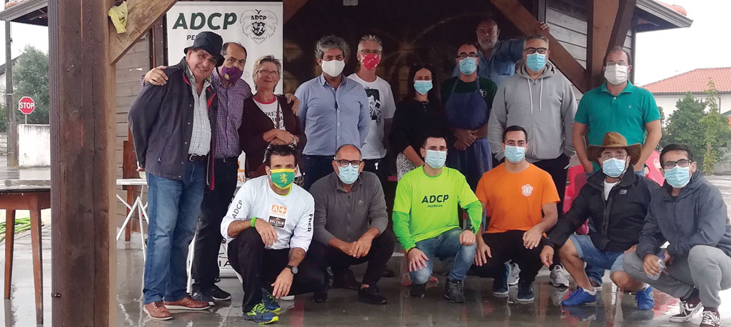 Ambiente: Associações unidas recolhem lixo em vários locais do concelho de Anadia