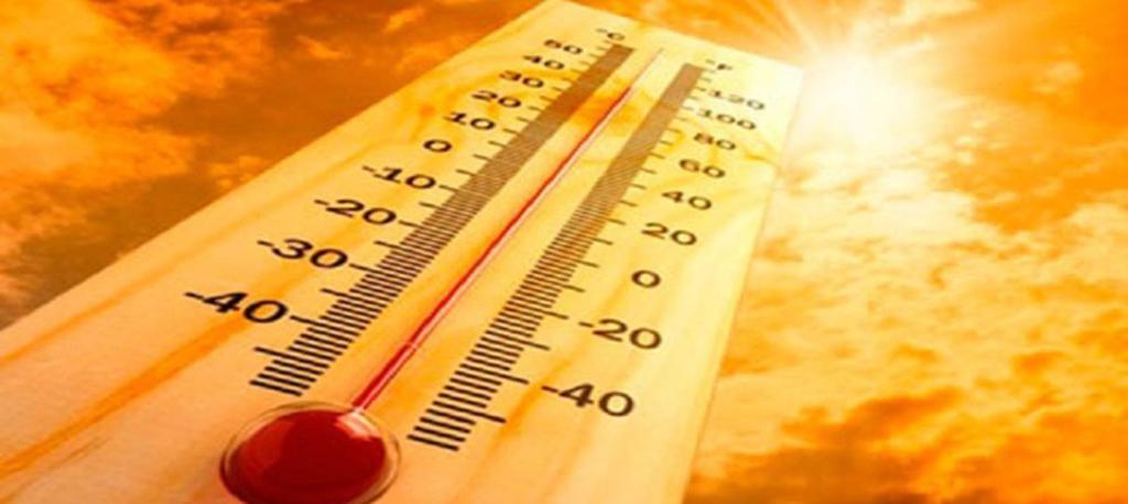 Atenção ao tempo quente nos próximos dias