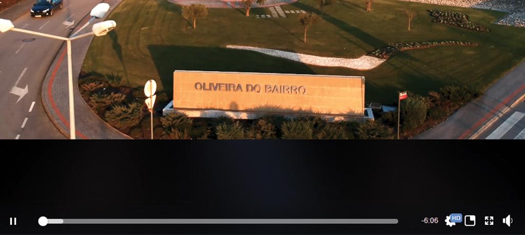 Oliveira Bairro: Aniversário da elevação a cidade homenageia funcionários e IPSS