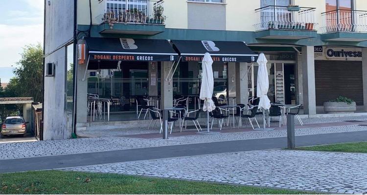 Covid-19 em Oliveira do Bairro: Cafetaria Grecos encerrada