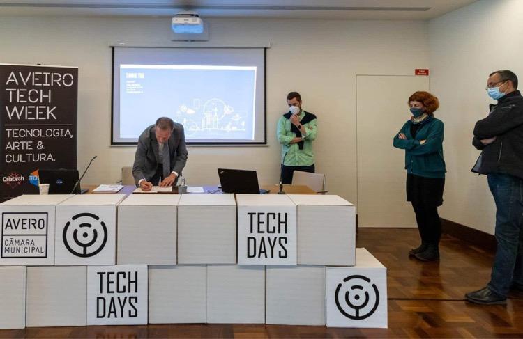 Aveiro Tech Week: Já são conhecidos os vencedores do Aveiro 5G Challenges