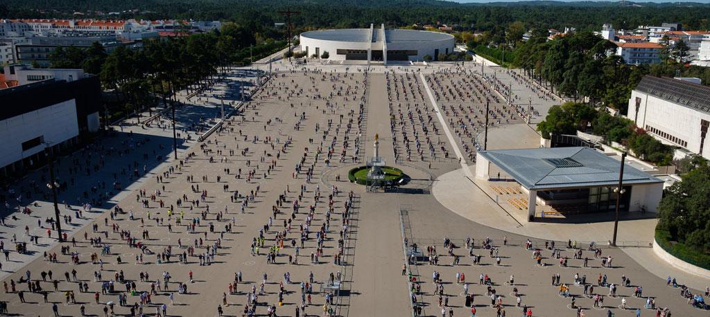 Limite de seis mil pessoas marca peregrinação aniversária que hoje se inicia em Fátima