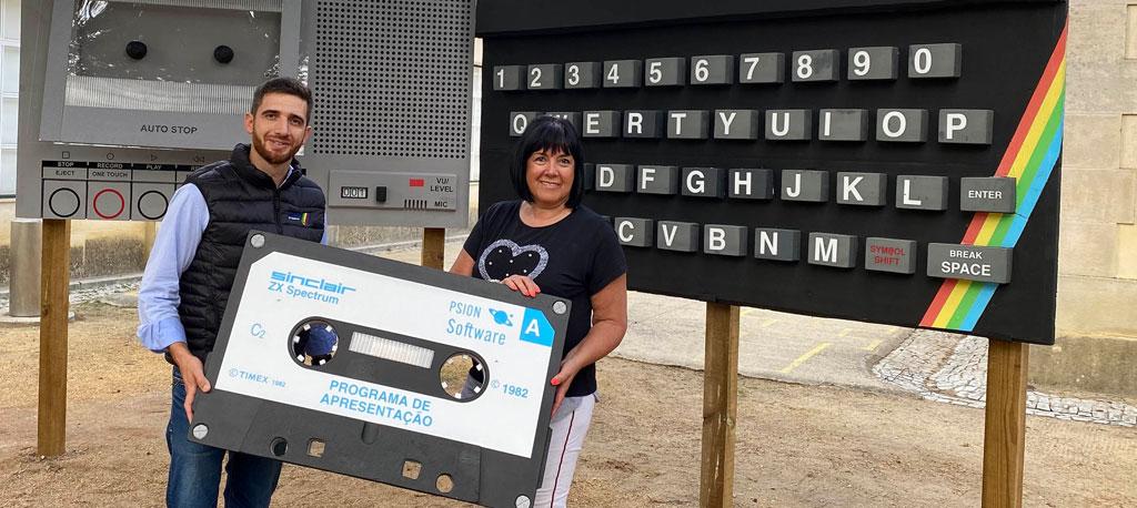 Cantanhede inaugura primeiro museu do mundo dedicado ao ZX Spectrum