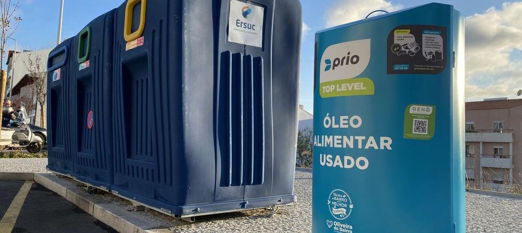 O. do Bairro: Município coloca novos oleões em todo o Concelho