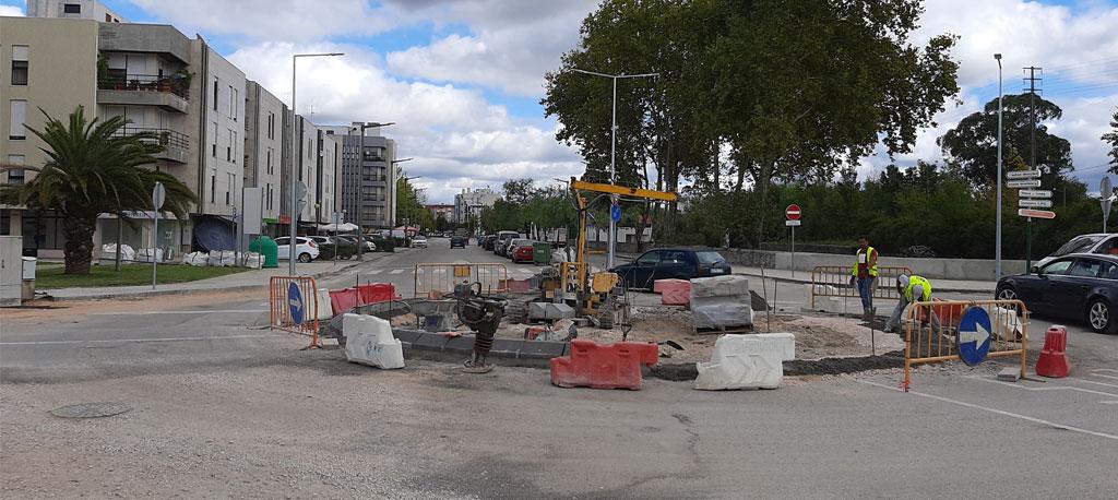 Cantanhede: Trânsito vai ficar cortado em quatro ruas da cidade